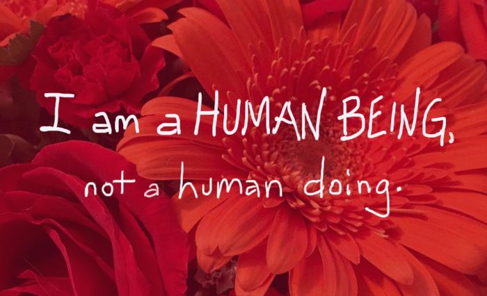 human-being
